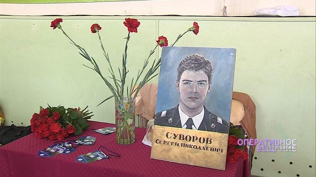 В Ярославле прошли соревнования по гиревому спорту в память о погибшем в перестрелке сотруднике автоинспекции