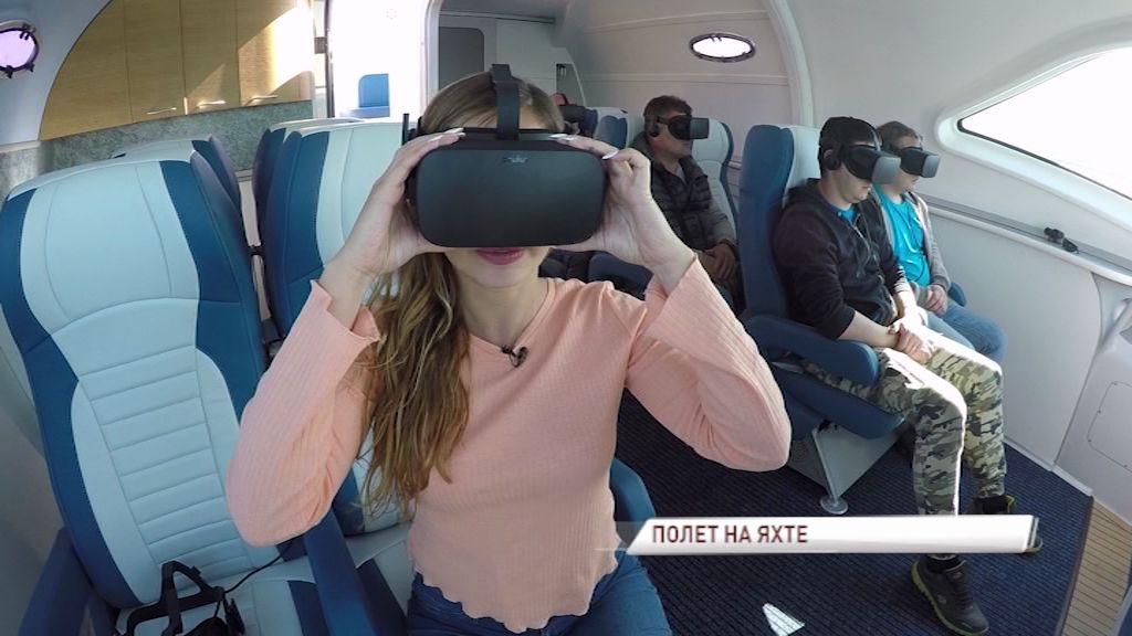 Виртуальный тур в формате 3D: ярославцы смогут взлететь над городом, не выходя из каюты катера