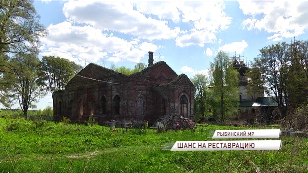 Церковь Александра Невского в деревне Хопылево получила шанс на рестраврацию