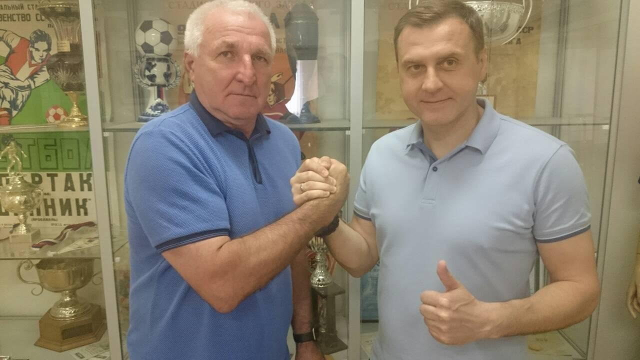 Александр Побегалов продлил контракт с «Шинником»