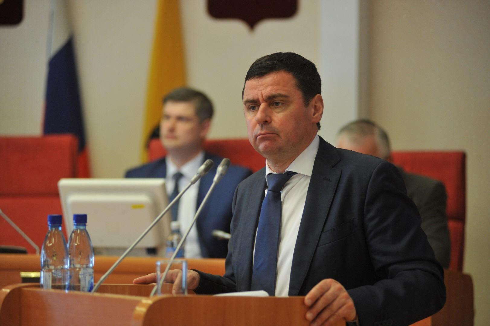 Московский мусор, экология и новые дороги: Дмитрий Миронов выступил с отчетом о деятельности регионального правительства