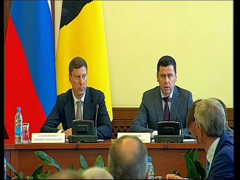 Заседание правительства от 16.05.18