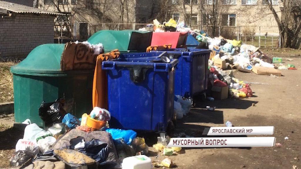 «Мусорные вопросы» районов: угличские отходы отправили на переработку, сарафоновские – в евроконтейнеры