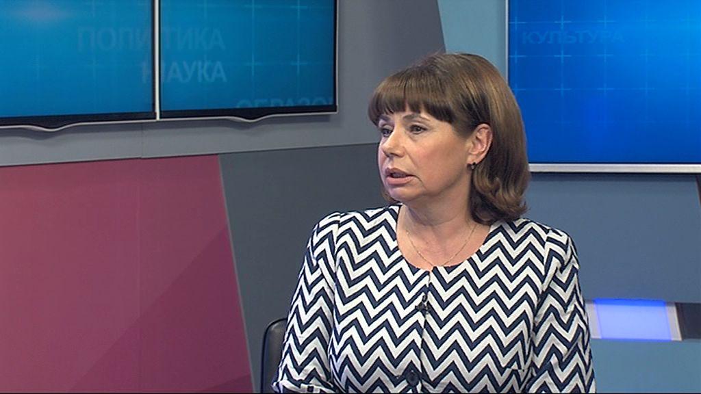 Программа от 21.05.18: Марина Башмашникова