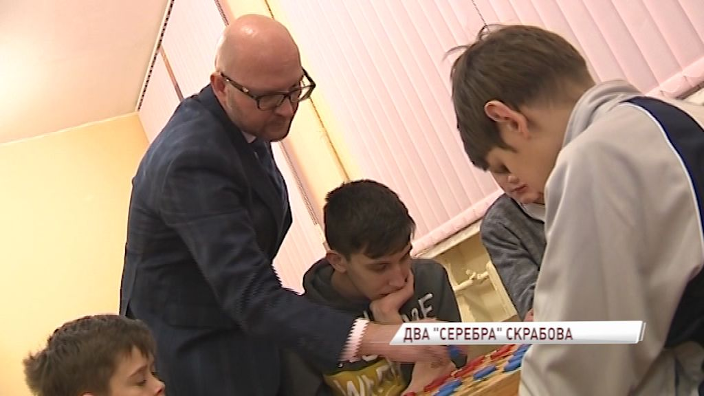 Ярославский гроссмейстер вернулся с кубка мира по шашкам с двумя медалями