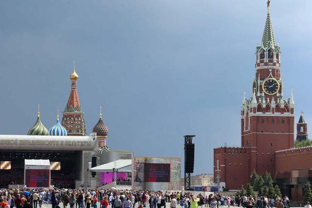 Ярославские хоровые коллективы выступят на Красной площади в Москве