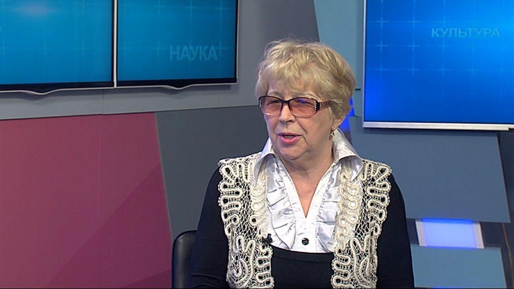 Программа от 23.05.18: Тамара Егорова
