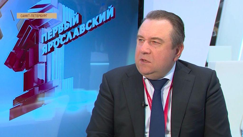 Алексей Рахманов: «В лице ярославского судостроительного кластера видим партнеров»
