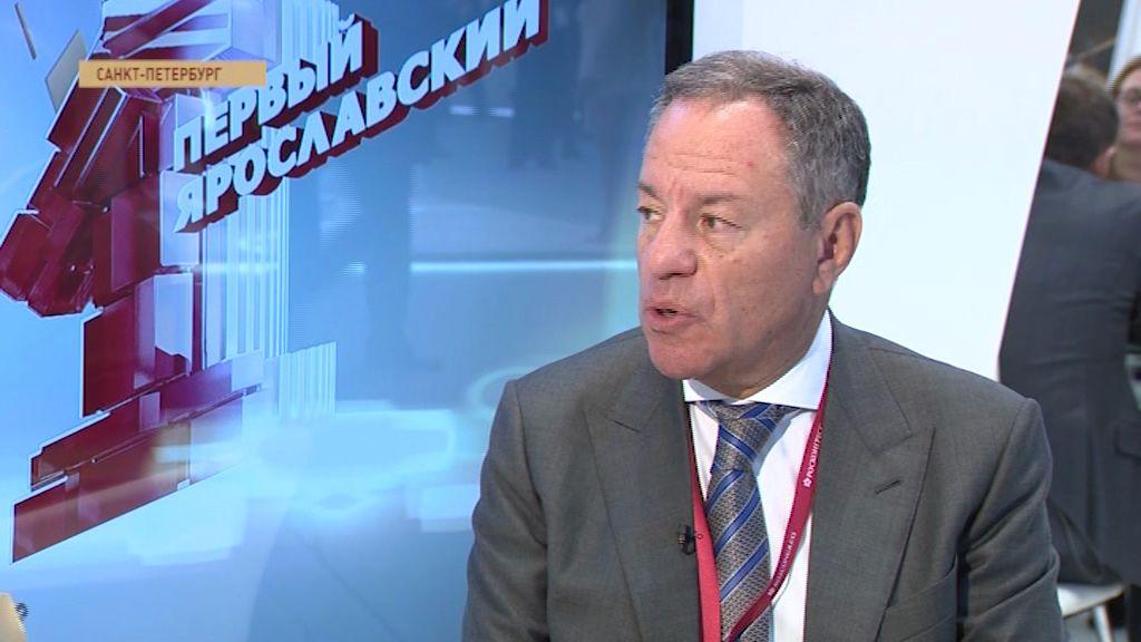 Александр Браверман: «Ярославская область – высокотехнологичный регион»
