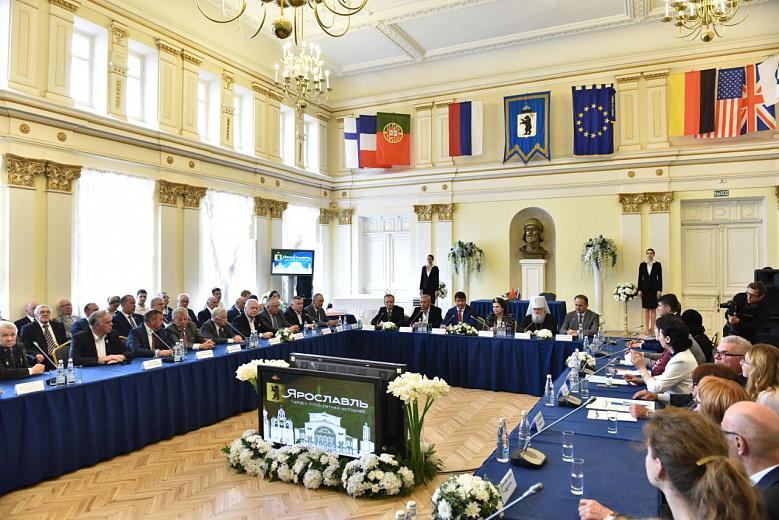В День города Ярославль посетили делегации из Китая и Германии
