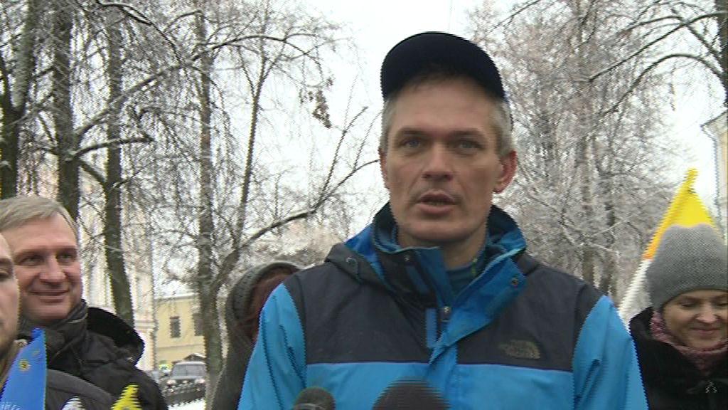 Ультрамарафонец Дмитрий Ерохин установил мировой рекорд, пробежав по Золотому кольцу