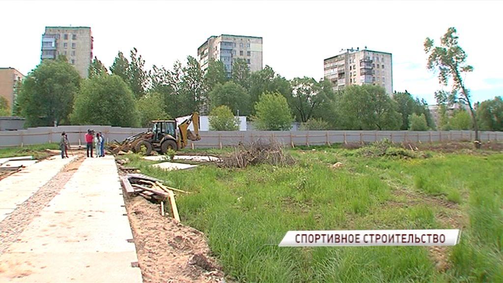 В Ярославле появится физкультурно-оздоровительный комплекс с двумя бассейнами и ледовой ареной