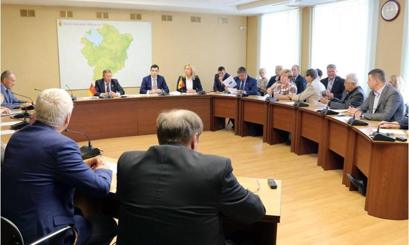 В Ярославле могут объединить несколько больниц с целью оптимизации