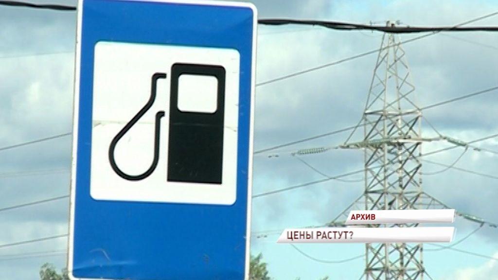 Ярославцы вышли к заправкам, чтобы протестовать против цен на бензин