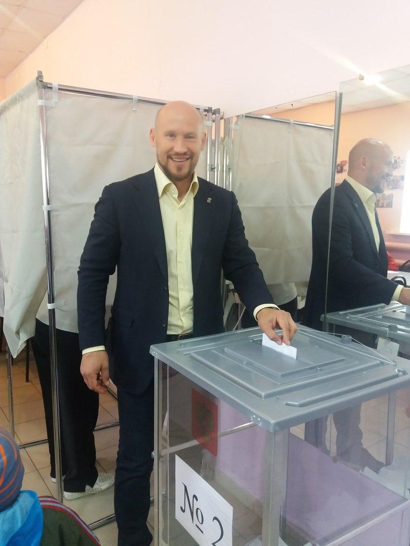 Экс-капитан «Локомотива»: «Предварительное голосование - качественный фильтр для кандидатов»