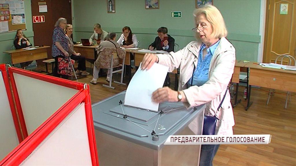Предварительное голосование по-ярославски: конкурентно, открыто и легитимно