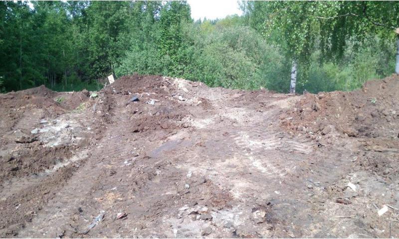 Три несанкционированные свалки объемом более тысячи кубометров ликвидированы в Ярославле
