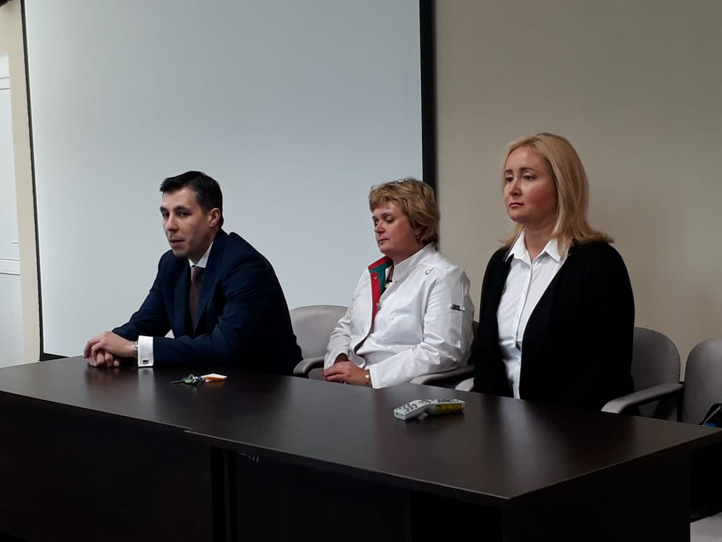 У больницы имени Соловьева – новый руководитель