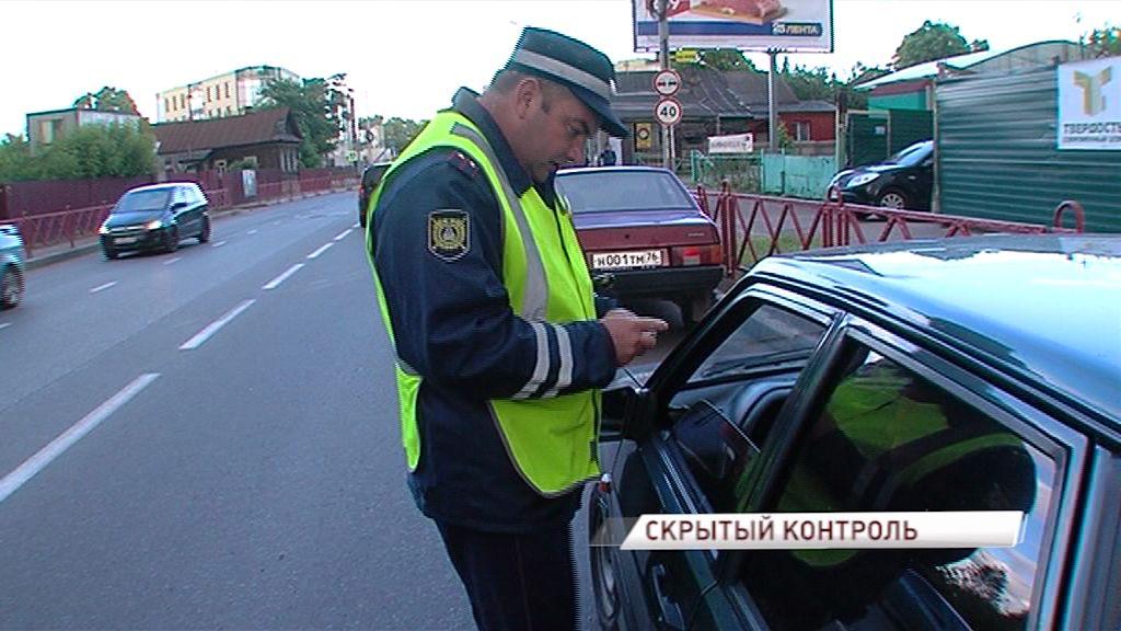 На Московском проспекте отключили камеры, но водители радовались недолго: работает скрытый патруль