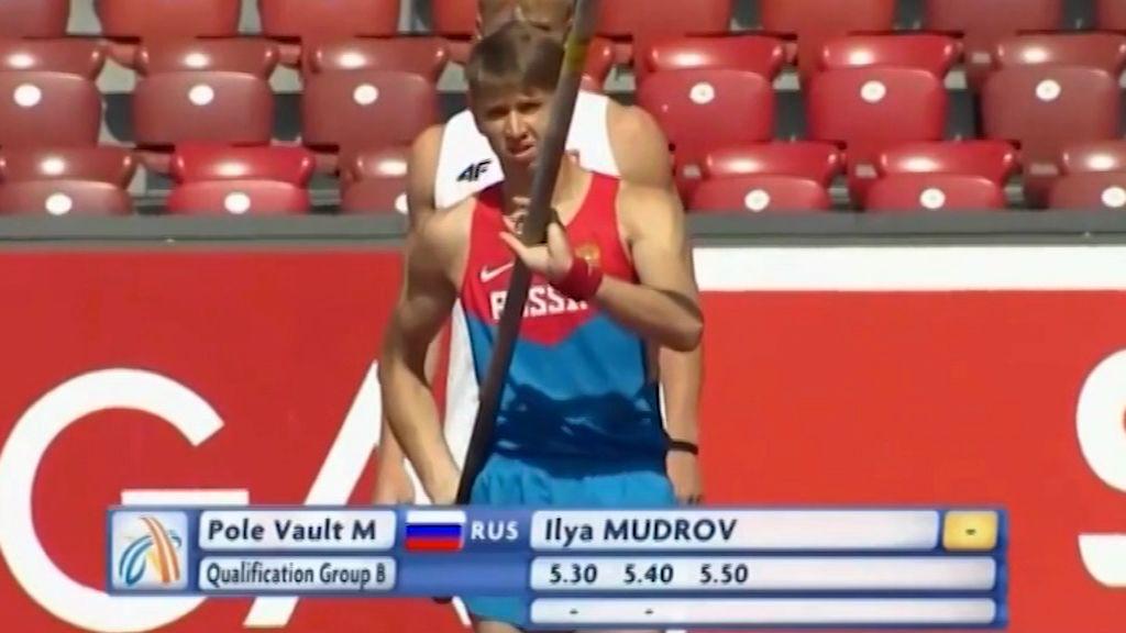 Ярославский прыгун с шестом занял пятое место на международном турнире