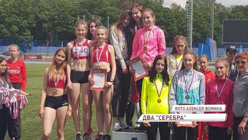 Ярославцы взяли медали на чемпионате ЦФО по легкой атлетике