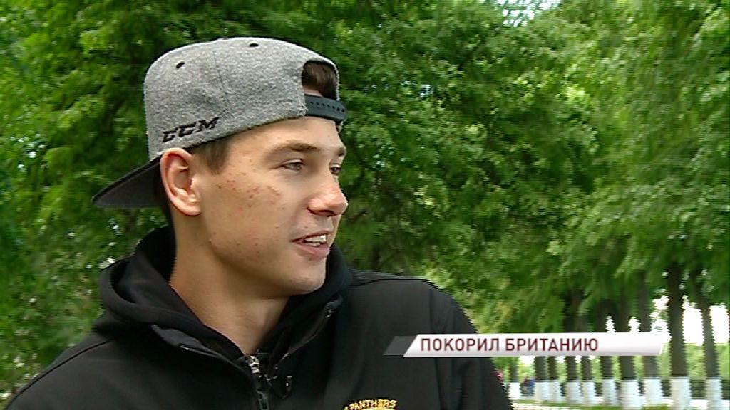 Воспитанник ярославского хоккея стал звездой клуба «Ноттингем Пантерс»