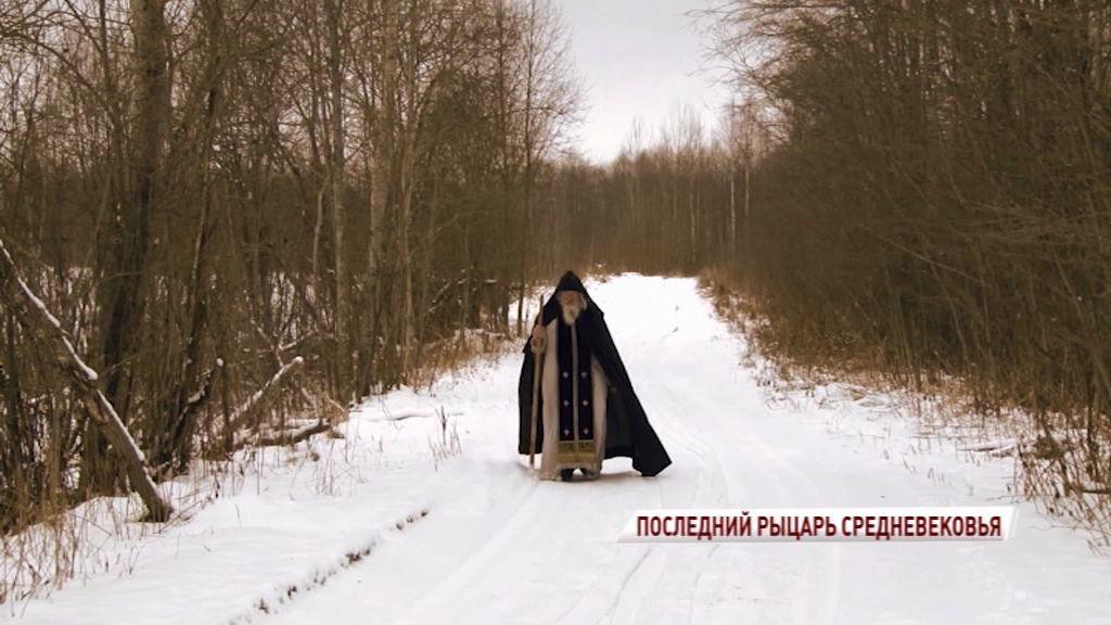 В День России «Первый Ярославский» покажет документальный фильм угличан про Андрея Большого