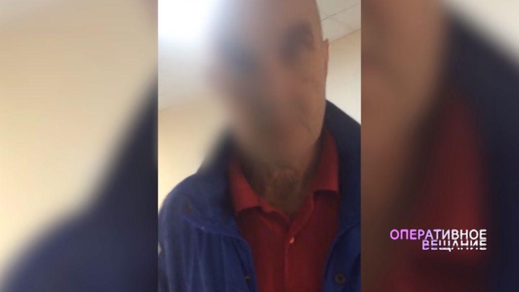 Пенсионер плюнул в лицо жительнице Ярославля в очереди к врачу