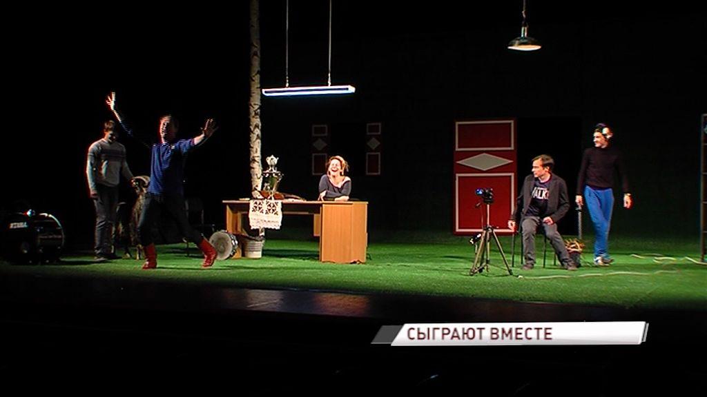 Волковский вновь удивит зрителя: готовится премьера