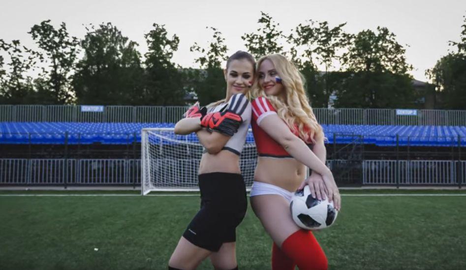 Ярославские красавицы обнажились и сделали свой прогноз матча Россия – Египет