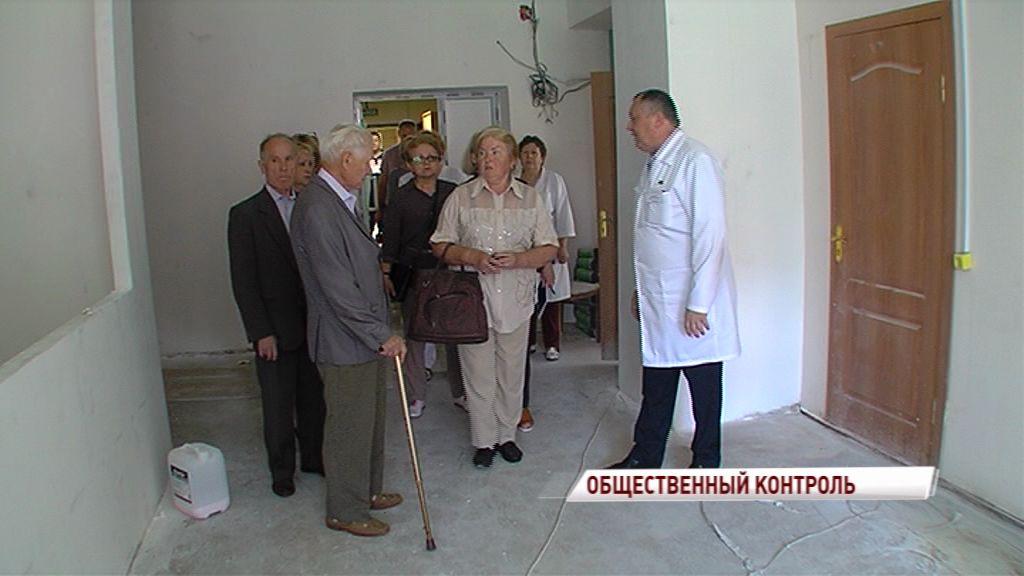 Общественники взяли на контроль процесс объединения лечебных учреждений