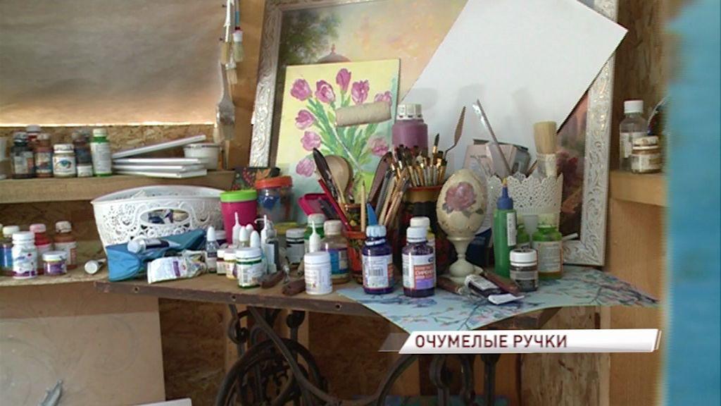Ярославские художники рассказали о необычных творческих техниках