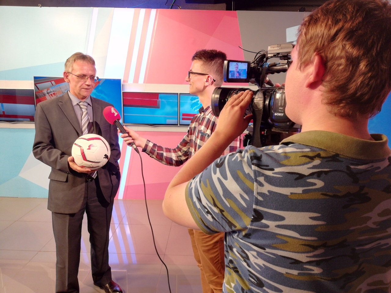 В футбольной викторине «Первого Ярославского» определился первый победитель