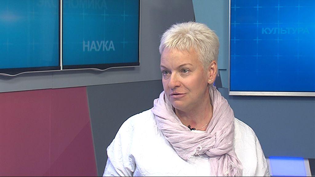 Программа от 22.06.18: Юлия Рыбакова