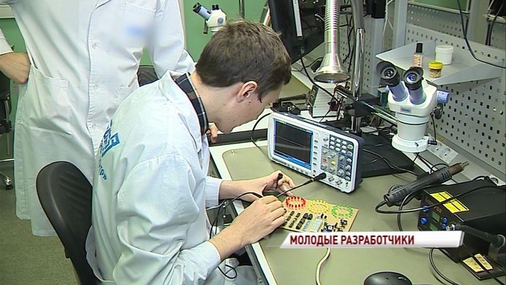 Ярославские инженеры-конструкторы стали победителями регионального этапа «WorldSkills»