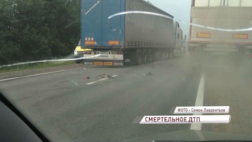 Тройное ДТП в Даниловском районе: погиб водитель иномарки