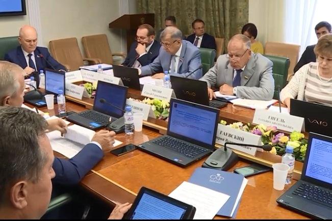 Сенаторы поддержали ярославскую инициативу государственно-частного партнерства при ликвидации объектов накопленного вреда