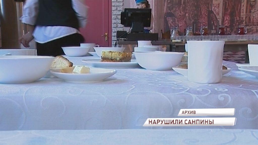 Прокуратура Ленинского района возбудила пять административных дел за организацию детского питания