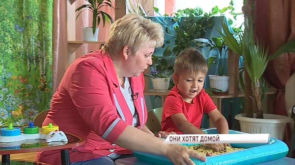 Про воспитанников детских домов области сняли мини-документалки для федерального канала