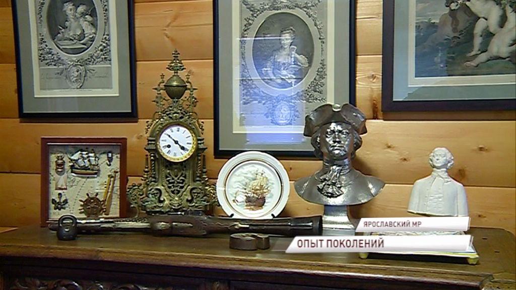 Лувр в Ярославской глубинке: пенсионер восстановил четыре усадьбы в селе Толбухино