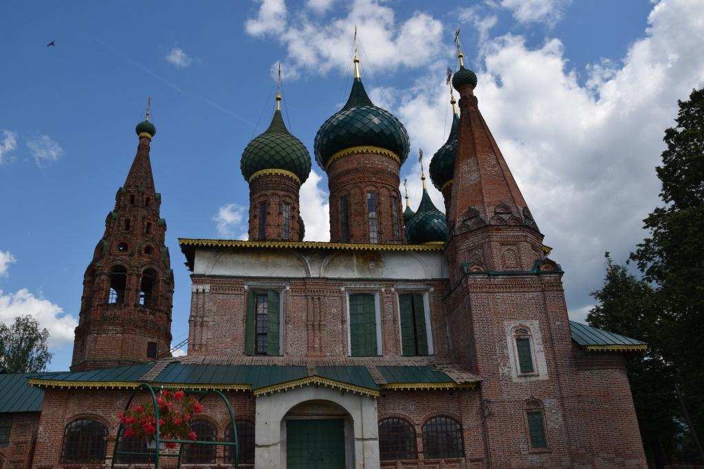 В церкви Николы Мокрого заканчивается реставрация