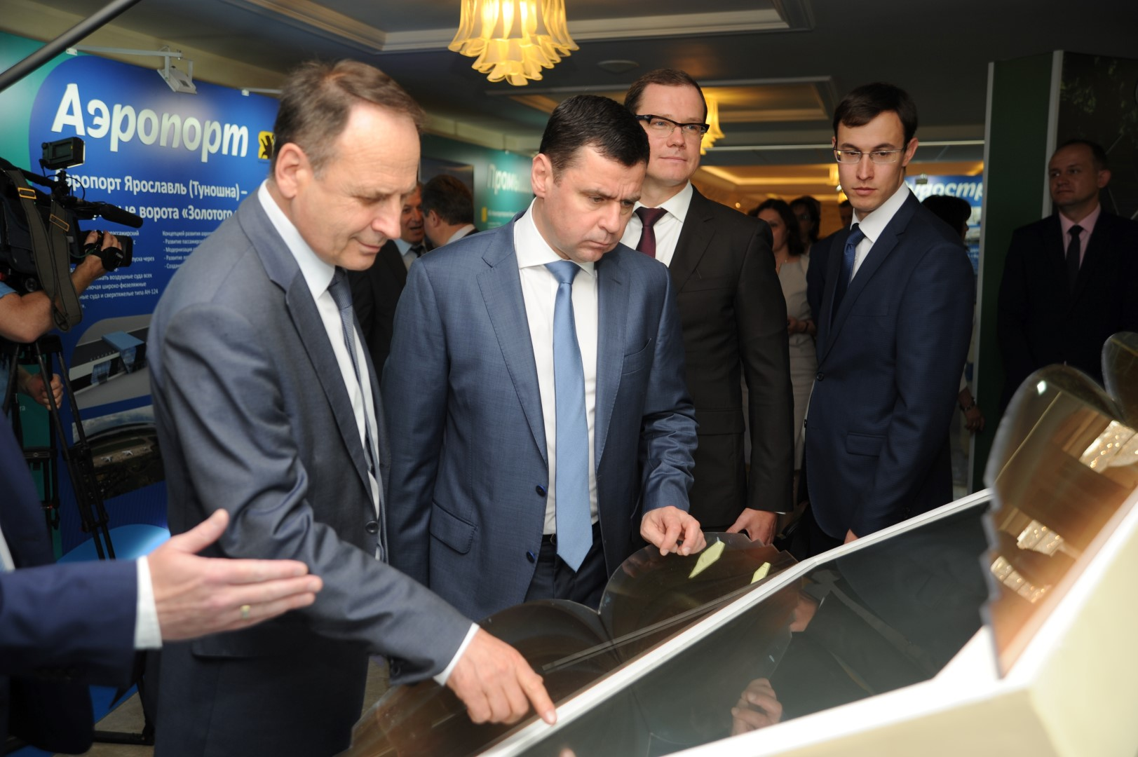 Дни Ярославской области в Совете Федерации: как будет развиваться регион с федеральной поддержкой