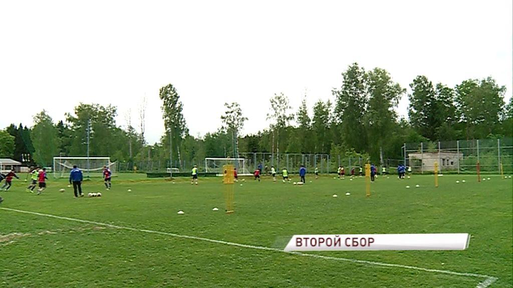 «Шинник» провел контрольную игру с чемпионом Армении