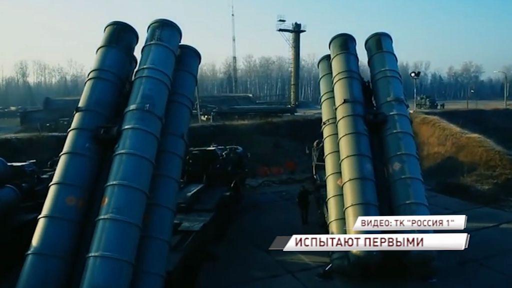 Выпускники ярославского военного училища первыми испытают новый зенитный комплекс