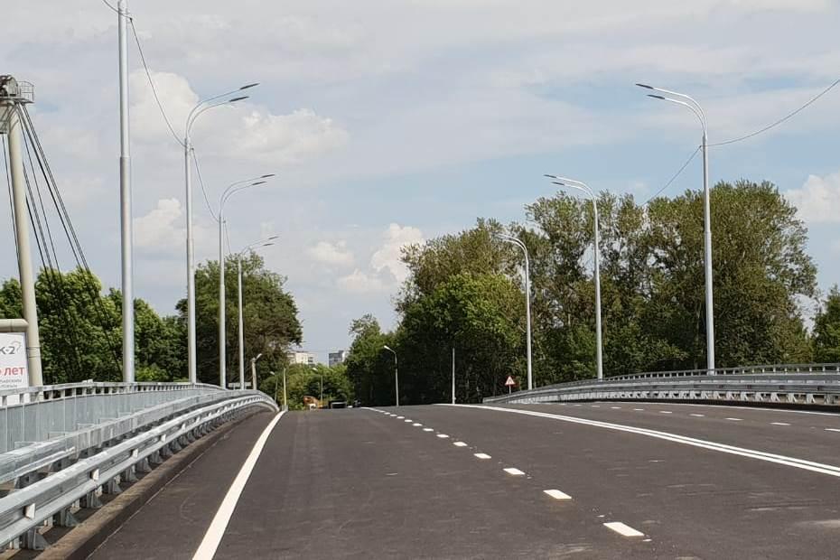 Министра транспорта РФ приехал в Ярославль, чтобы открыть отремонтированный мост через Которосль