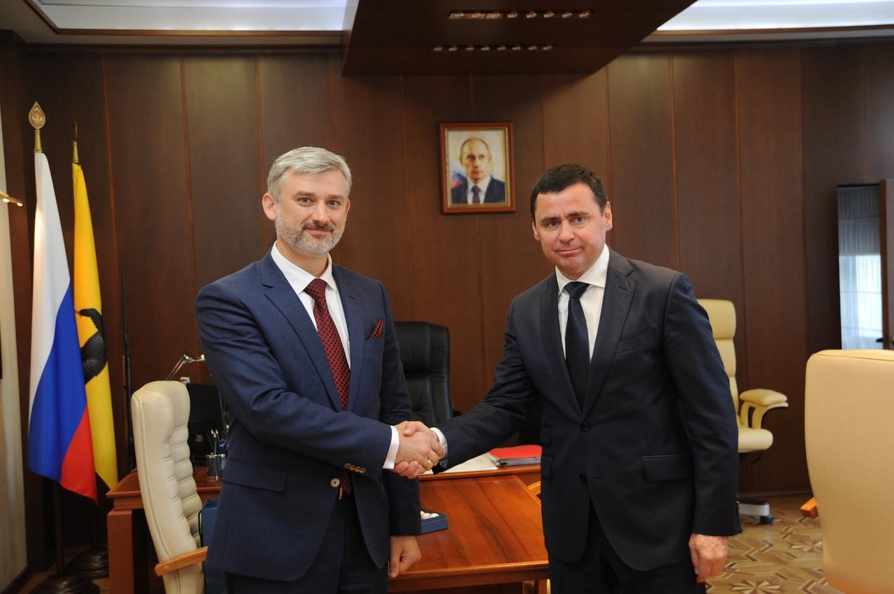 Димитрий Миронов договорился о выделении еще 400 млн. рублей на ремонт дорог в Рыбинске