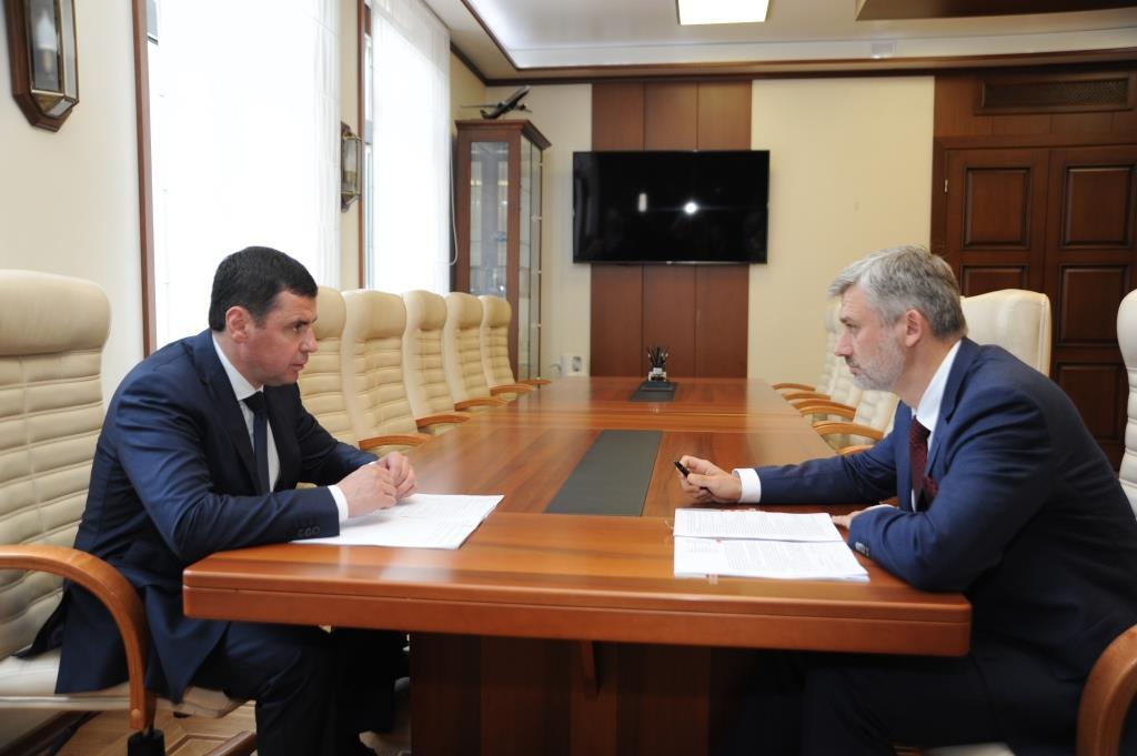 Дмитрий Миронов – министру транспорта РФ: Срок строительства Карабулинской развязки 3-4 года