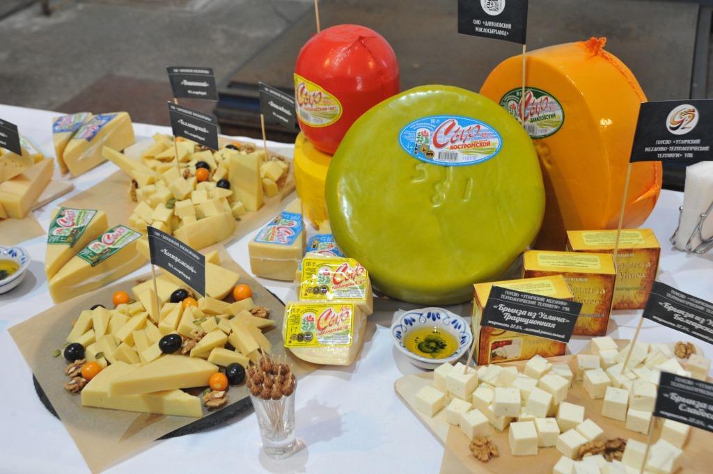 Пармезан, Дорблю, Маасдам: в Ярославле сожгли больше десяти килограммов сыра