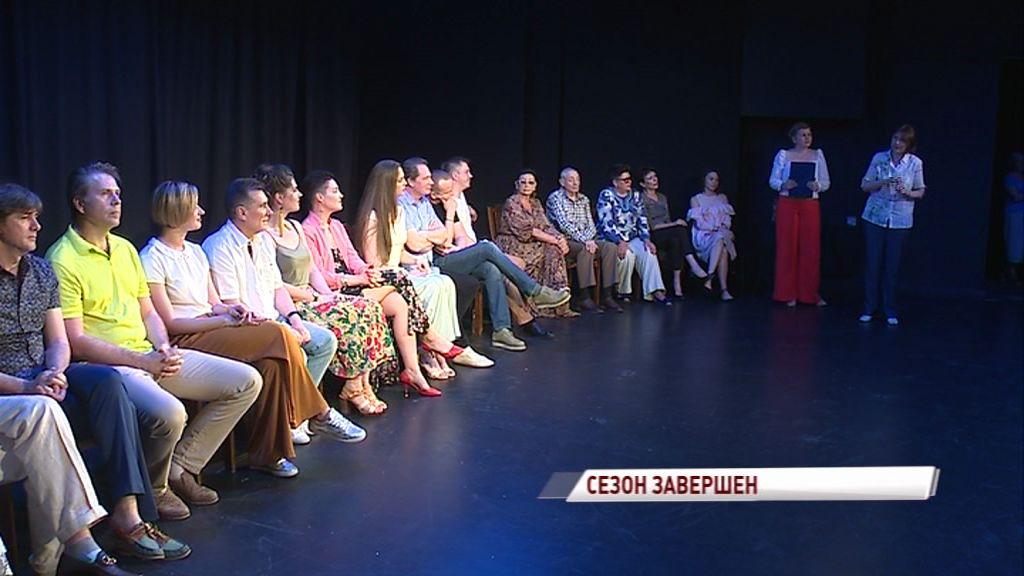 «Первый Русский» отметил свой день рождения и закрыл 268-й театральный сезон