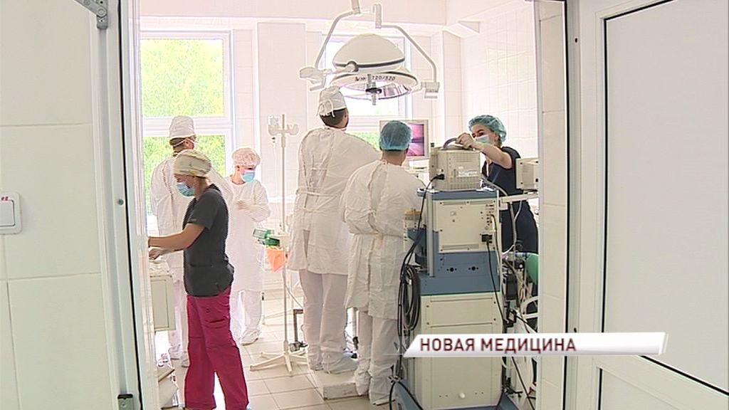 Ярославские хирурги проводят операции с помощью современного оборудования: как это происходит